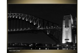 Harbour Bridge, Sydney vászonkép