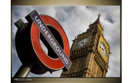 Big Ben: London vászonkép